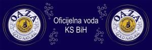 Oaza sponsor KS BiH