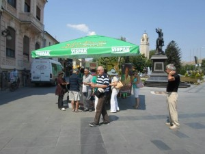 Zlatna džezva oduševila Makedonce